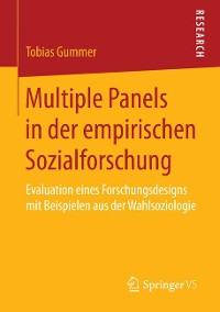 Cover Multiple Panels in der empirischen Sozialforschung
