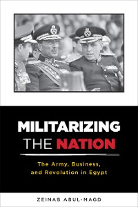 Cover Militarizing the Nation