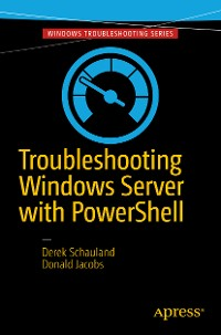 Cover Troubleshooting Windows Server with PowerShell