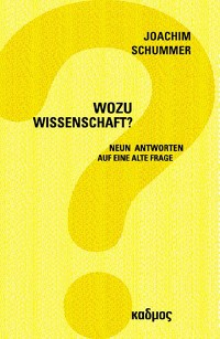 Cover Wozu Wissenschaft?