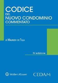 Cover Codice del nuovo condominio commentato