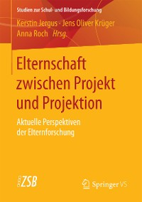 Cover Elternschaft zwischen Projekt und Projektion