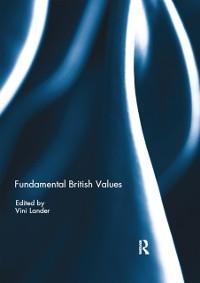 Cover Fundamental British Values