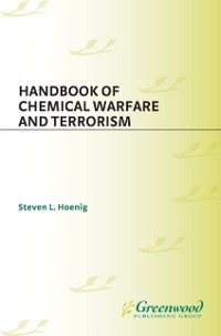 Cover Handbook of Chemical Warfare and Terrorism