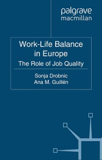 Cover Work-Life Balance in Europe