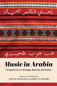 Cover Music in Arabia