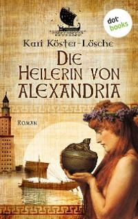 Cover Die Heilerin von Alexandria