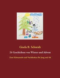 Cover 24 Geschichten von Winter und Advent