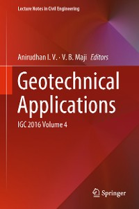 Cover Geotechnical Applications
