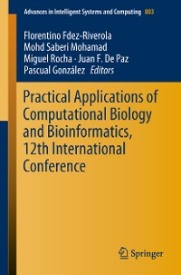 Cover Practical Applications of Computational Biology and Bioinformatics, 12th International Conference