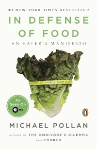 Cover In Defense of Food