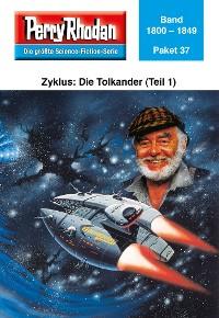Cover Perry Rhodan-Paket 37: Die Tolkander (Teil 1)
