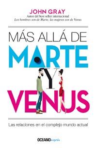 Cover Más allá de Marte y Venus