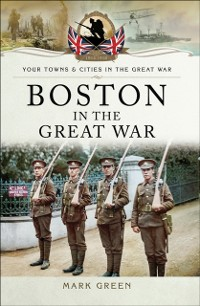 Cover Boston in the Great War