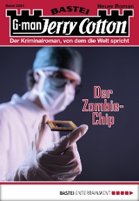 Cover Jerry Cotton 3291 - Krimi-Serie