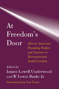 Cover At Freedom's Door