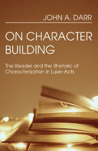 Cover On Character Building