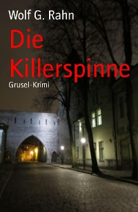 Cover Die Killerspinne
