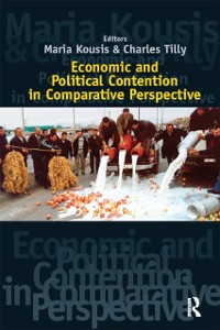 Cover Economic and Political Contention in Comparative Perspective