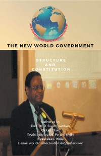 Cover The New World Government-Structure and Constitution