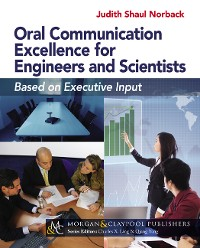 Cover Oral Communication Excellence for Engineers and Scientists