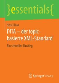 Cover DITA – der topic-basierte XML-Standard