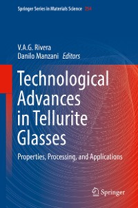 Cover Technological Advances in Tellurite Glasses