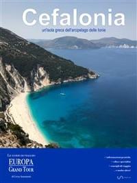 Cover Cefalonia, un'isola greca dell'arcipelago delle Ionie