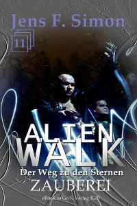 Cover Zauberei (ALienWalk 11)