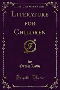 Cover Literature for Children