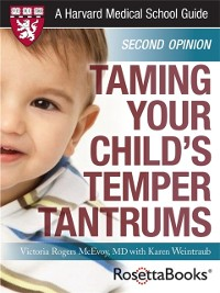 Cover Taming Your Child's Temper Tantrums