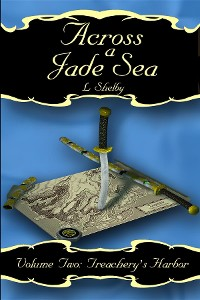 Cover Across a Jade Sea Vol. 2