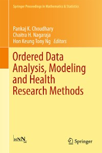 Cover Ordered Data Analysis, Modeling and Health Research Methods