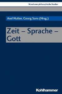 Cover Zeit - Sprache - Gott