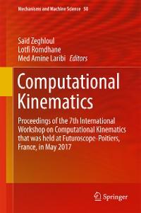 Cover Computational Kinematics