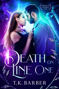 Cover Deities & Desires: Death On Line One