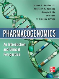 Cover Pharmacogenomics An Introduction and Clinical Perspective