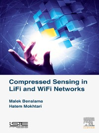 Cover Compressed Sensing in Li-Fi and Wi-Fi Networks