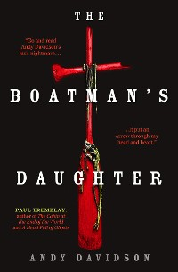 Cover The Boatman's Daughter