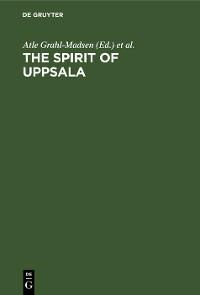 Cover The Spirit of Uppsala