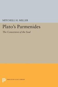 Cover Plato's PARMENIDES