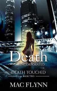 Cover Death Incorporated: Death Touched, Book 2 (Urban Fantasy Romance)