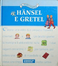 Cover Hansel e Gretel