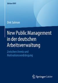Cover New Public Management in der deutschen Arbeitsverwaltung