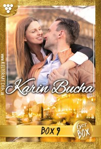 Cover Karin Bucha Jubiläumsbox 9 – Liebesroman