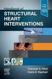 Cover Handbook of Structural Heart Interventions, E-Book