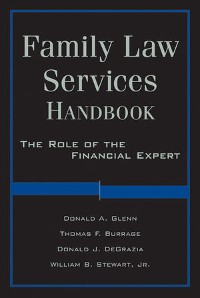 Cover Family Law Services Handbook