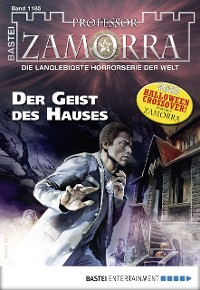 Cover Professor Zamorra 1185 - Horror-Serie