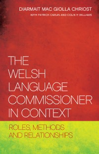 Cover The Welsh Language Commissioner in Context