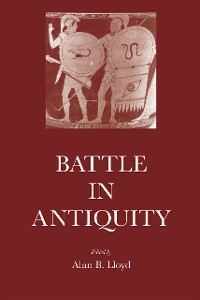 Cover Battle in Antiquity